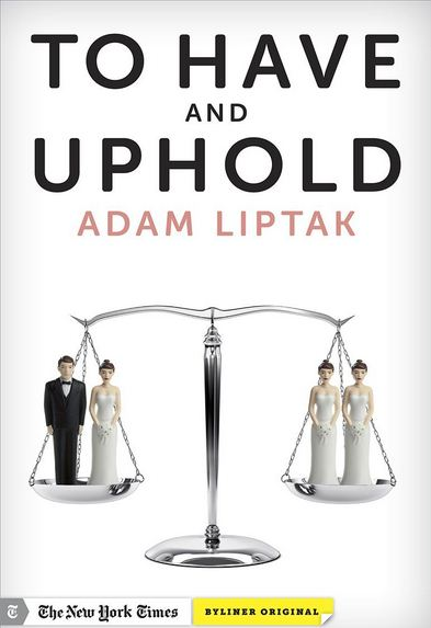the article written by adam liptak