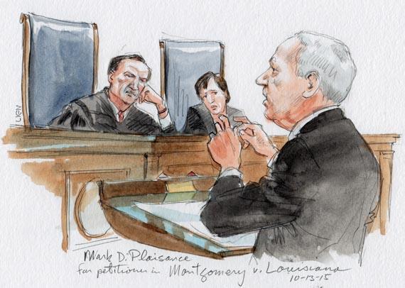 Mark D. Plaisance for petitioner