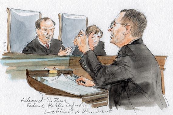 Edward S. Zas, Federal Public Defender