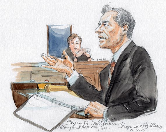 Steven M. Sullivan, Maryland Asst. Attorney General