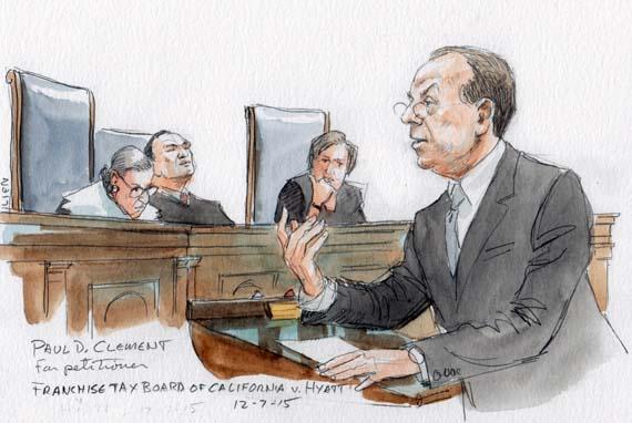 Paul D. Clement for petitioner