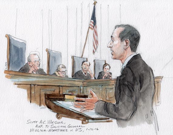 Scott A.C. Meisler, Asst. to the Solicitor General