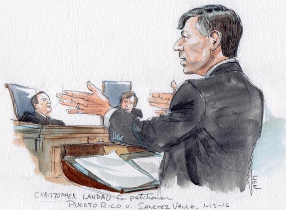 Christopher Landau for petitioner