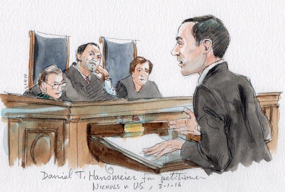 Daniel T. Hansmeier for petitioner