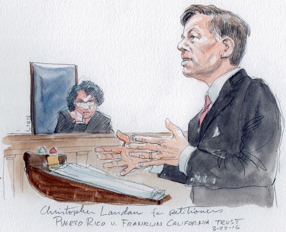 Christopher Landau for petitioners (Art Lien)