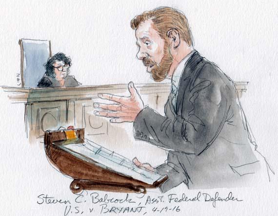 Steven C. Babcock, Asst. Federal Defender