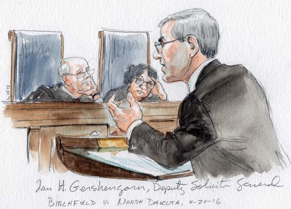 Deputy Solicitor General Ian H. Gershengorn