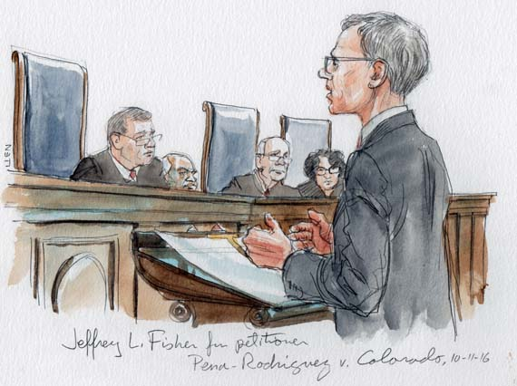 Jeffrey L. Fisher for petitioner
