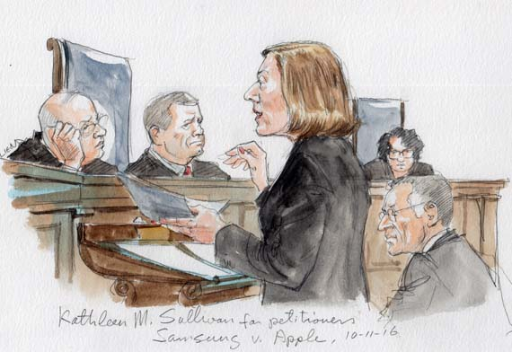 Kathleen M. Sullivan for petitioners