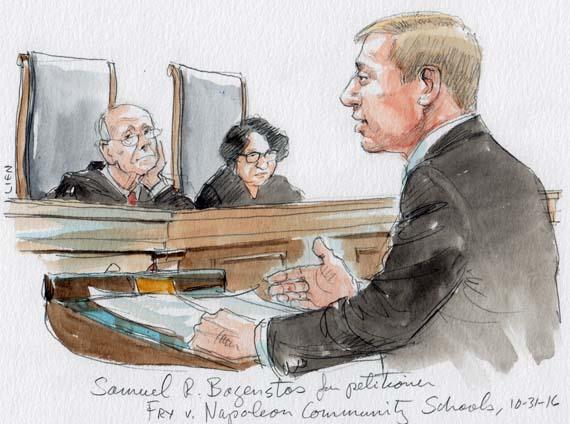 Samuel R. Bagenstos for petitioner
