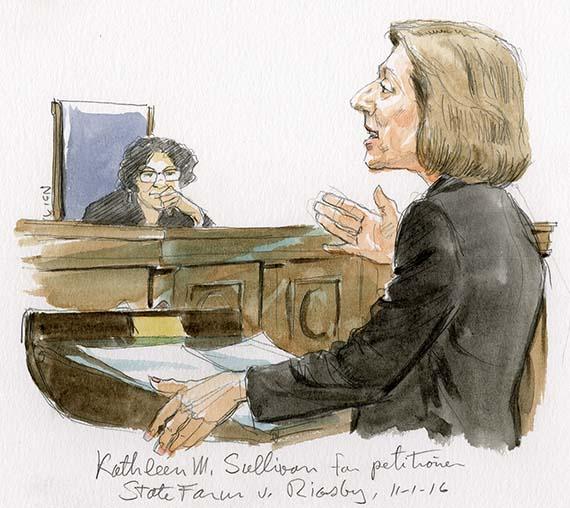 Kathleen M. Sullivan for petitioner