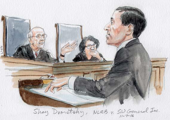 Shay Dvoretsky for respondent