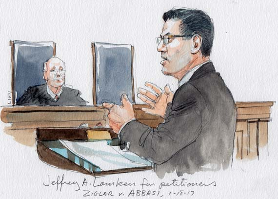 Jeffrey A. Lamken for petitioners