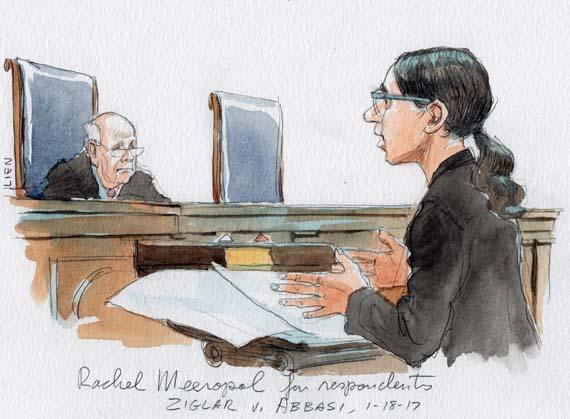 Rachel Meeropol for respondents