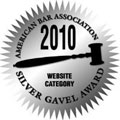 Silver Gavel Award