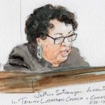 """A """"view"""" from the courtroom: A day for drama on the bench"""
