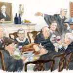 "Exams aren't over yet: SCOTUS quiz on ""Table for 9"""