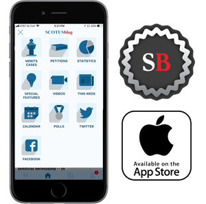 Download our App in the Apple Store