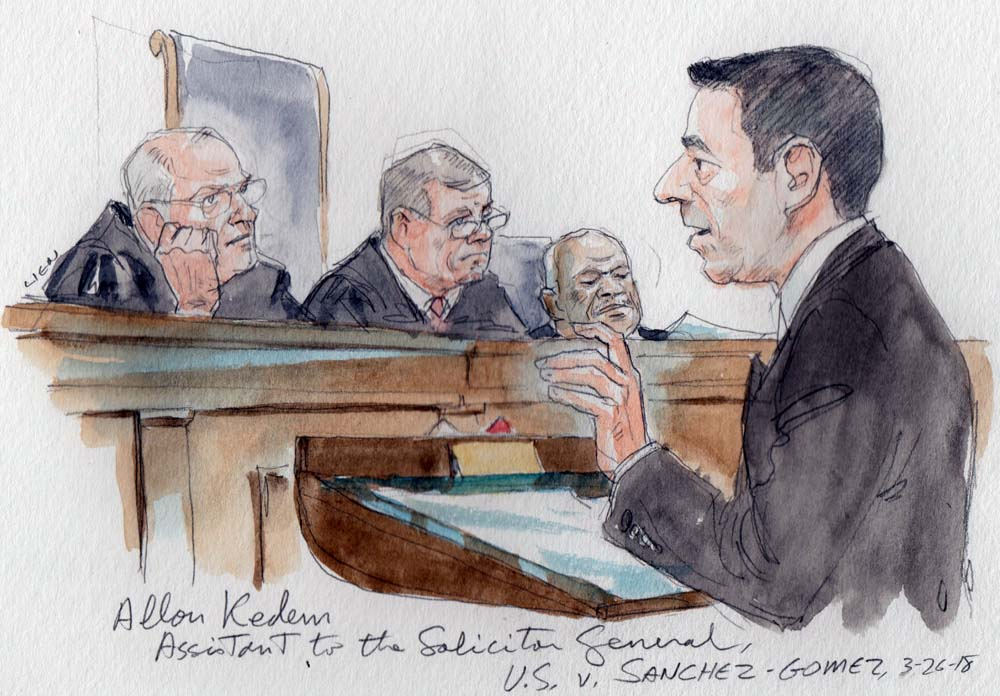"Judicial Restraint >> A ""view"" from the courtroom: Judicial restraint - SCOTUSblog"