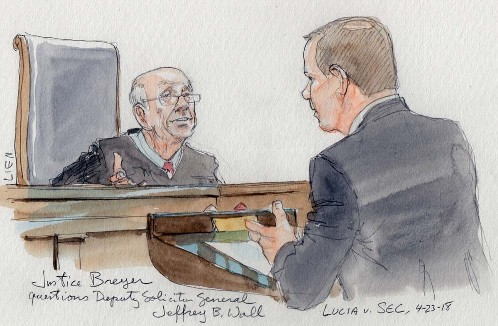 Argument analysis: Justices worry about politicizing