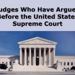 Six Connecticut judges remember arguments before the U.S. Supreme Court