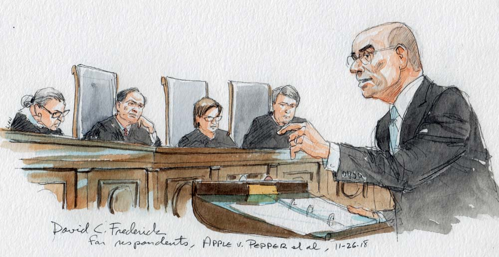 Argument analysis: Justices poised to allow antitrust