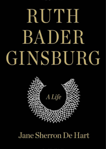 one might think that the market for treatments of the life and legacy of justice ruth bader ginsburg would be saturated by now the past three years alone