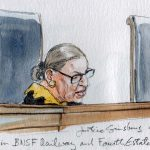 Case study on the Ginsburg conspiracy theories in action