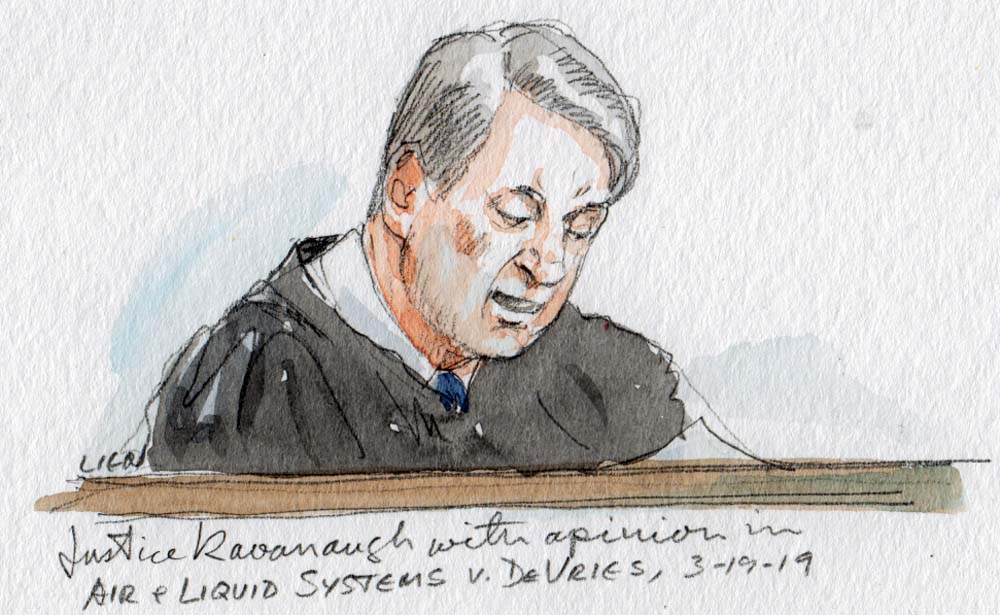 Opinion analysis: Justices affirm maritime liability for
