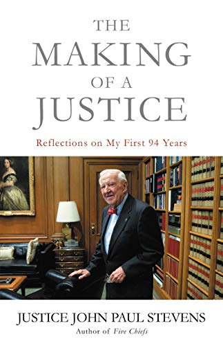 Ask the author: Interview with Justice John Paul Stevens