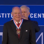 Justice Kennedy awarded Liberty Medal by the National Constitution Center