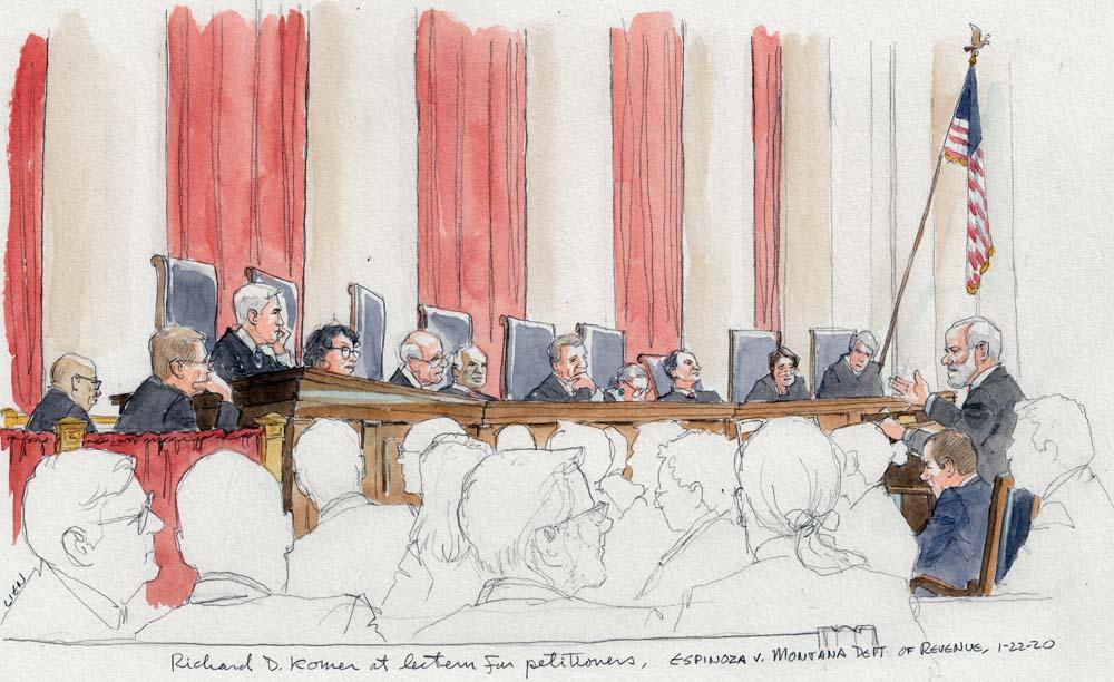 Kentucky supreme court to hear arguments in lexington pride festival