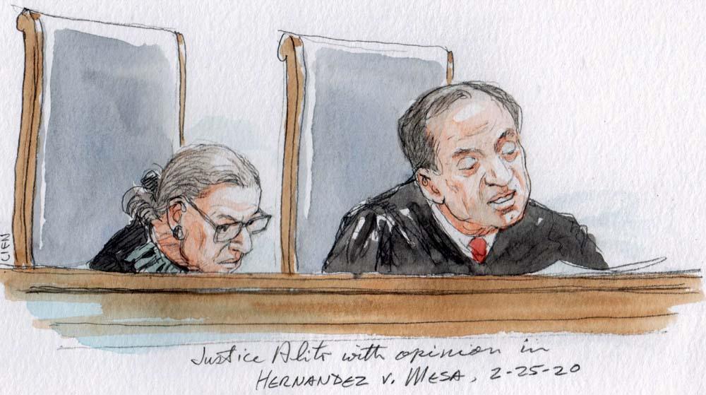 https www scotusblog com 2020 02 opinion analysis justices block cross border shooting lawsuit