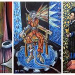 The art of justice: Re-examining landmark Supreme Court cases through expressionist paintings